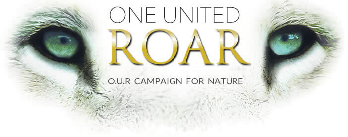 One United Roar - OUR campaign for Nature